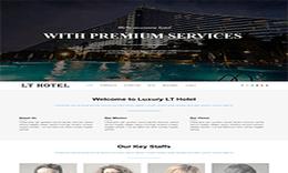 LT Hotel Joomla Template