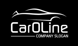 Car-O-Line Logo Template