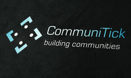 CommuniTick Logo Template