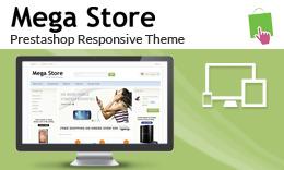 Mega Store - PrestaShop Responsive Theme