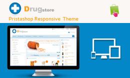 Drug Store - Responsive PrestaShop Theme