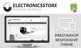 Electronics - Responsive PrestaShop Theme