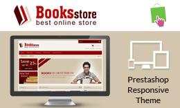 Book Store - PrestaShop Responsive Theme