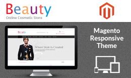 Beauty - Magento Responsive Theme