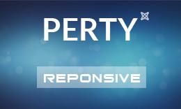 SJ Perty - Responsive News/Magazine Joomla Template