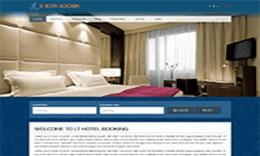 LT Hotel Booking – Responsive Portfolio Joomla Template