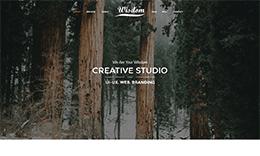 Wisdom | One/Multi-page HTML Theme