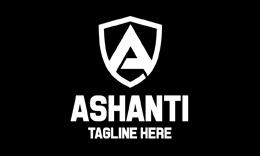 Ashanti - A Letter Logo Template