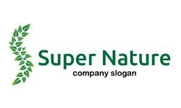 Super Nature Logo