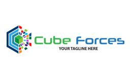 Cube Forces Logo