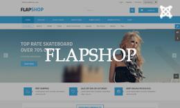 SJ FlapShop - Responsive JoomShopping eCommerce Joomla Theme