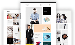 ZT One Responsive Agency Joomla Template