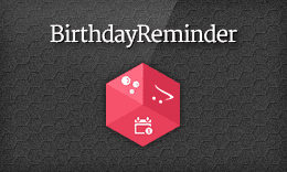 BirthdayReminder - Send birthday emails with coupon code