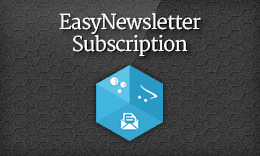 EasyNewsletterSubscription - Easy Native Newsletter Subscription