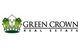 Green Crown Real Estate Logo