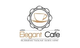 Elegant Cafe Logo