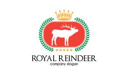 Royal Reindeer Logo