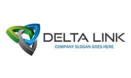Delta Link Logo