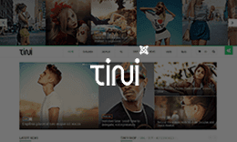 SJ Tini - Responsive News/Magazine Joomla Theme with Online Shop Equipped
