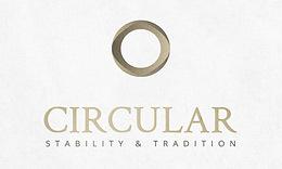 Circular Letter O Logo