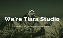 Tiara - Responsive One Page Parallax Template