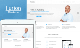 Furion Multipurpose WordPress Theme