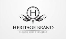 Heritage Brand Logo