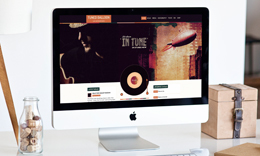 Tuned Balloon - Music and Band WordPress Theme