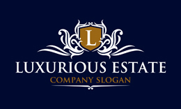 Luxurious Estate Logo