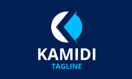 Kamidi - K Letter Logo
