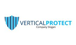 Vertical Protect Logo