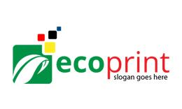 Eco Print Logo