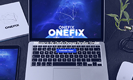 Onefix - Modern Creative Onepage Website Template