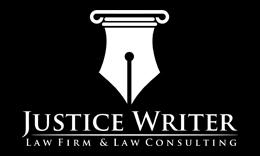 Lawyer Writer Logo