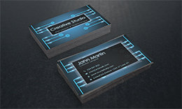 Modern Business Card - 02