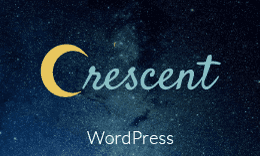 Crescent » A Responsive WordPress Theme for Bloggers, Creatives, and Businesses