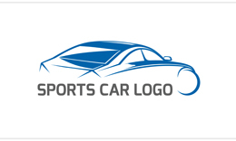 Creative Car Logo