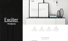 Exciter Multipurpose WordPress Theme