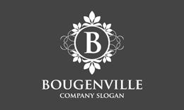 Bougainville Logo Template
