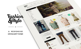 Pav Fashion - Responsive Opencart 2.0 Theme