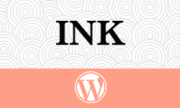 Ink Personal WordPress Blog Theme