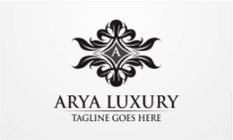 Arya Luxury Logo v.2