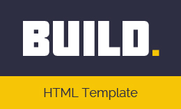 BUILD - Construction Business Corporate Company HTML Template