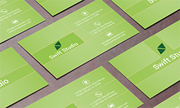 Simple Metro Style Business Card_057