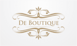 De Boutique Logo