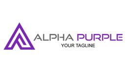 A P Letter Logo
