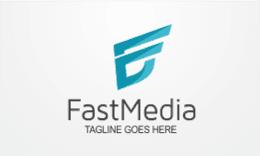 Fast Media Logo