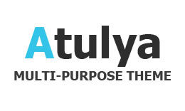 Atulya Multipurpose WordPress Business Theme