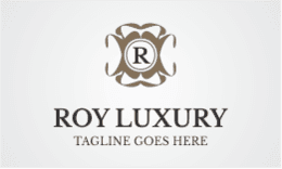 ROY LUXURY LOGO