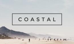 Coastal - Responsive Portfolio WordPress Theme